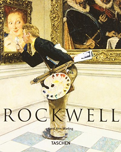 Rockwell (Norman Rockwell Cover)