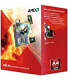 AMD FM2 A4 - 4020 3.2GHz Speed Processor