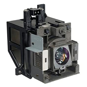 PJxJ Beamer proyector Lámpara BenQ 5J.J2605.001 para BenQ W5500 ...