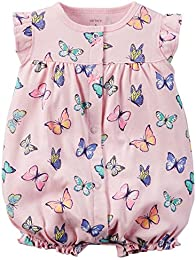 Baby Girls Butterfly Creeper 18 Months