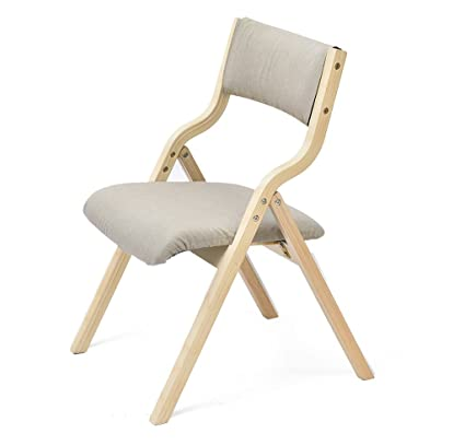 Chair QL sillones Plegables Home Dining Chair Silla Plegable ...