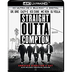 Straight Outta Compton [Blu-ray]