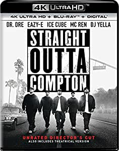 Straight Outta Compton [Blu-ray]