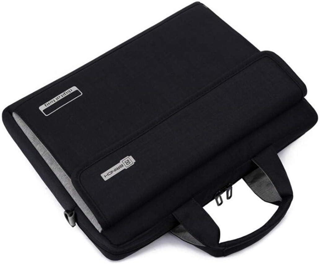 Men Women Waterproof Nylon Casual Laptop Bags For 13 14 15 15.6 Inch Sleeve Handbag Computer Bag Green 15 Inch
