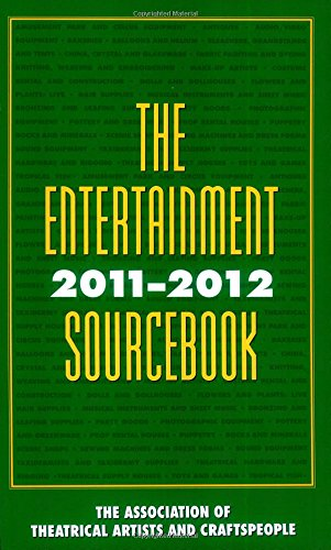 The Entertainment Sourcebook 2011-2012 (Dance Costumes New York)