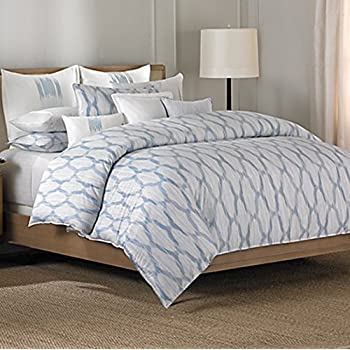 barbara barry alpen delft king duvet cover - Barbara Barry Bedding