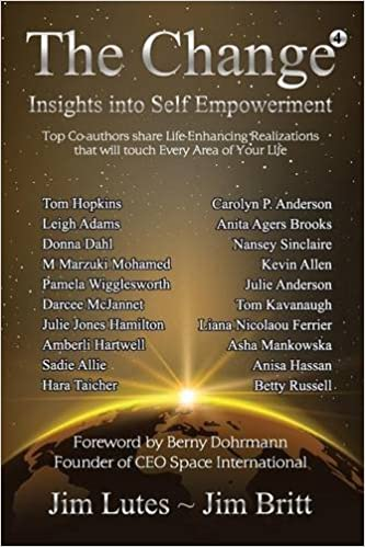 Book The Change 4: Insights Into Self-Empowerment