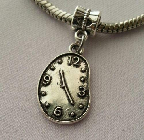 Pendant Jewelry Making Melting Clock Jewelry Bead