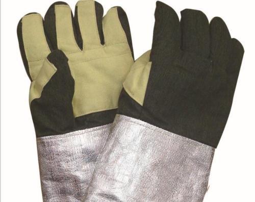 Thermal Radiation 1000 Degree Heat Resistant Aramid Fiber gloves Length: 30/38cm 11.8''/14.9''