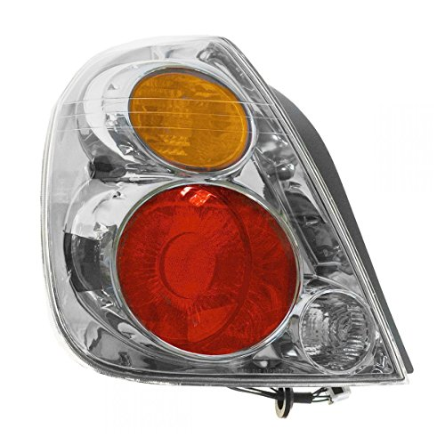 (Taillight Taillamp Rear Brake Light Driver Side Left LH for 02-04 Altima)