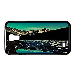 Night Is Moving In Watercolor style Cover Samsung Galaxy S4 I9500 Case (Colorado Watercolor style Cover Samsung Galaxy S4 I9500 Case)