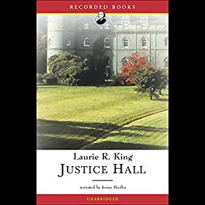 Justice Hall Audiobook