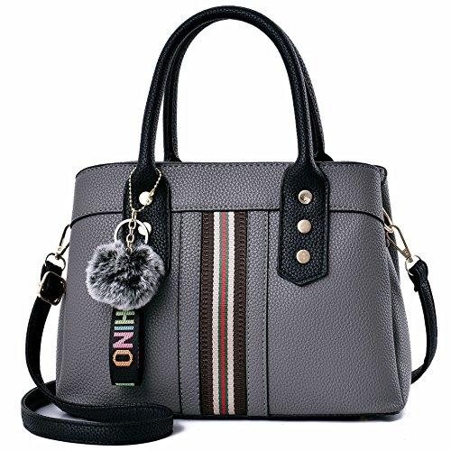 LoZoDo Womens Purses and Handbags Shoulder Bags Satchel Messenger Ladies Designer Tote Bag by LoZoDo (Image #1)