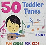 Best Toddler Tunes - 50 Toddler Tunes / Various Review