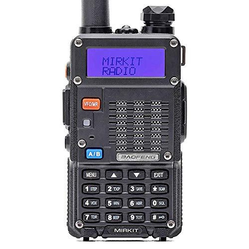 Mirkit Radio UV-5R MK5 8W 2019 1800 mAh Li-Ion Battery Pack Mirkit Edition