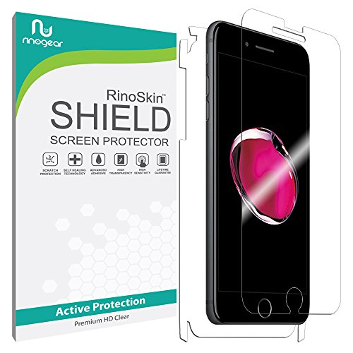 with any invisibleshield iphone 7 plus hd full body screen protector Selling Smartphone India