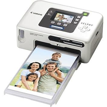Canon SELPHY CP730 Impresora de Foto Pintar por sublimación ...