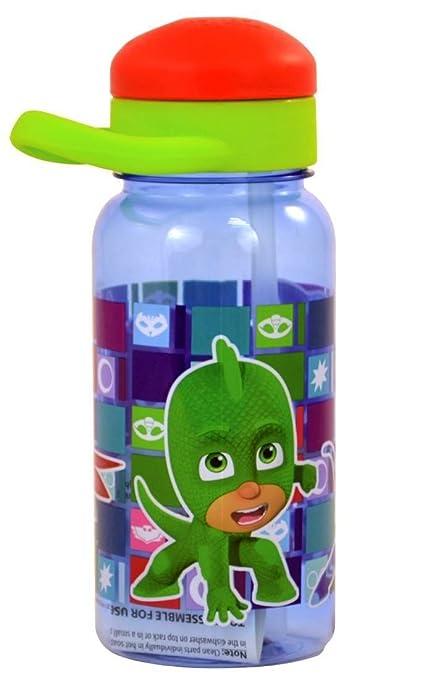 Pj Masks Plastic Twist Bottle (400ml)