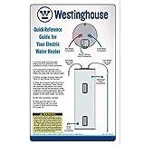 Westinghouse 80 Gal. Lifetime 4500-Watt Electric