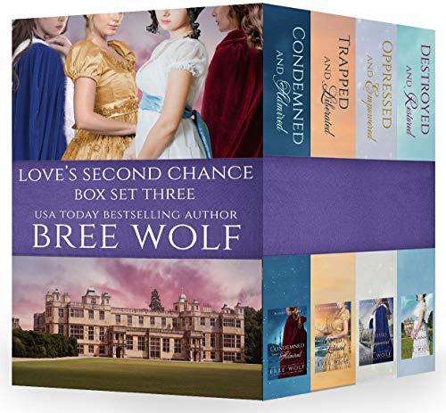 Love's Second Chance Series Box Set Three: Books Nine to Twelve ()
