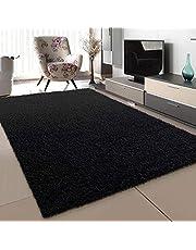 SANAT Vloerkleed, woonkamer, hoogpolig, langpolig tapijt, modern