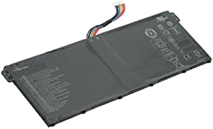 Toopower New Replacement Notebook Battery for Acer Aspire 1 A114-31 Aspire 3 A315-21 A315-51 Series Laptop AP16M5J [7.7V, 37Wh]