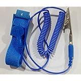 eForChina Anti-Static Static-Free Wristband Wrist Strap Band ESD Discharge Grounding Tool