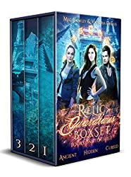 Relic Guardians Boxset (Books One to Three: Ancient Magic, Hidden Magic, Cursed Magic): A Ley Line World Urban Fantasy Adventure (Relic Guardians Boxsets Book 1)