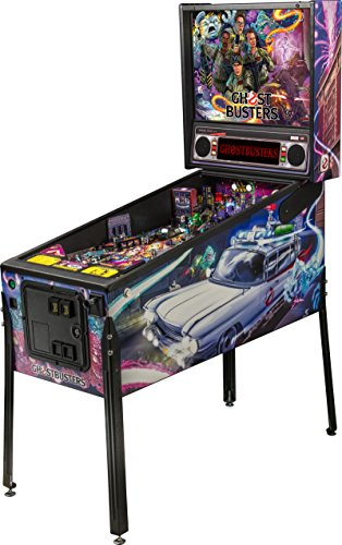 Stern Pinball Ghostbusters Pro Edition Arcade Pinball Machine - Classic Arcade Pinball Machine
