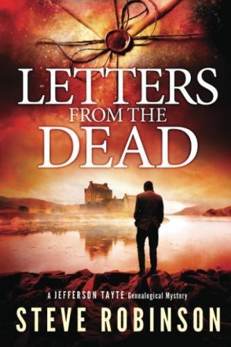 Letters from the Dead (Jefferson Tayte Genealogical Mystery) -