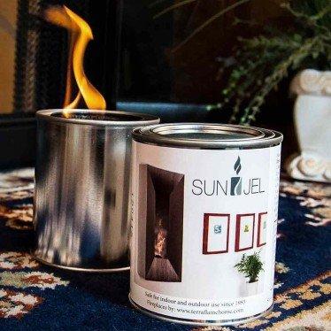 SunJel Alcohol Fuel 13 Oz Can by SunJel