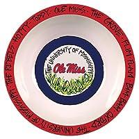 Collegiate Melamine Bowl (Ole Miss Rebels)