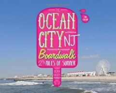 Relive the experience of a meander down the Ocean City, New Jersey, boardwalk. Beautiful imagery from the past and present will take you on a tour of the arcades, thrill rides, souvenir shops, and candy and popcorn stops that have become hall...