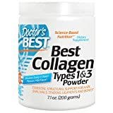 Best Collagen Types 1 & 3 Powders - Doctor's Best, Best Collagen, Types 1 & 3 Review