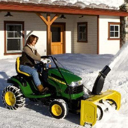 Amazon.com: John Deere 7005M - Soplador de nieve para ...