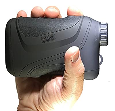 RangeHAWK 1,000 Yard Laser Rangefinder. The Pocket Sized Lightweight Laser Range Finder Instantly Measures Any Distance up to 1000 Yards accurately Within 1 Yard by RangeHAWK