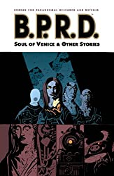 [B.P.R.D.: Soul of Venice and Other Stories v. 2] [by: Mike Mignola]