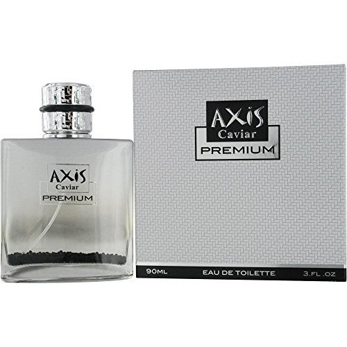 AXIS CAVIAR PREMIUM by SOS Creations EDT SPRAY 3 OZ (Package Of 3)