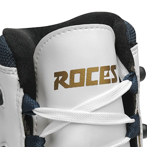 Hockey À Sport Femmes Glace Patins Roces Lacets Blanc Skates Ice 4wgIqZnWH8