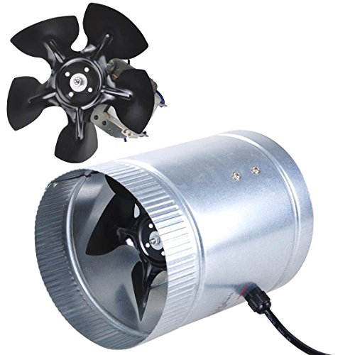 automatic inline duct fan - 9
