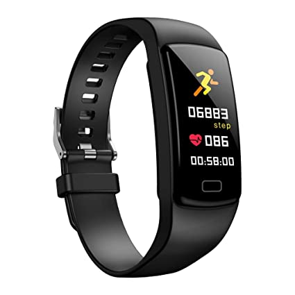 Amazon.com: FEDULK Smart Watch Sports Fitness Waterproof ...