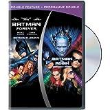 Batman Forever / Batman and Robin // Batman  jamais / Batman et Robin (Double Feature / Programme Double) (Bilingual)