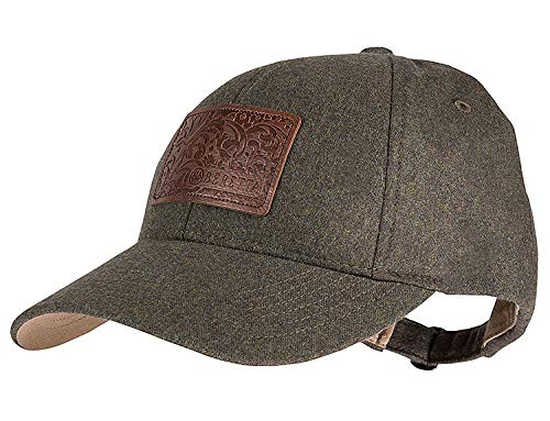 Beretta Engraved Patch Hat Olive One Size