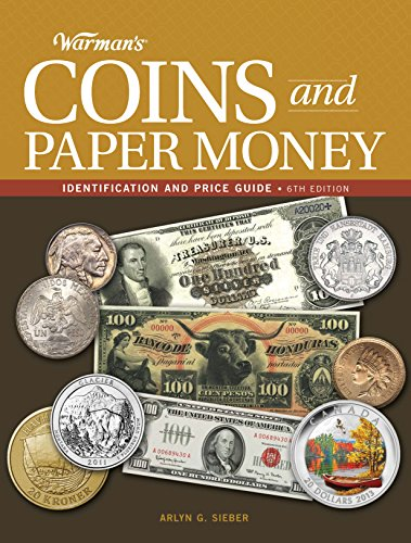 Coins Paper Money - Warman's Coins and Paper Money: Identification and Price Guide