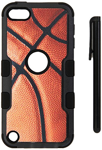 MyBat Phone Case for Apple iPod Touch - Retail Packaging - Black from MYBAT