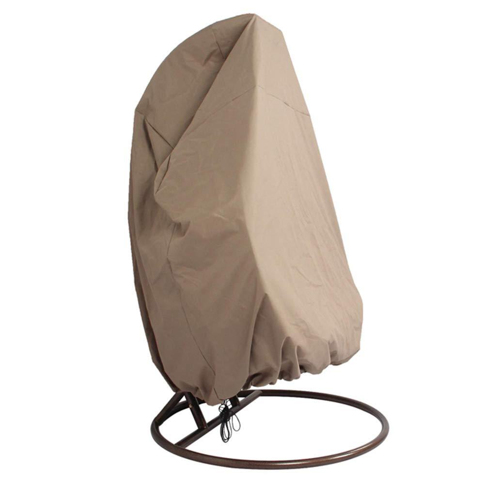AJZGF Im Freien Outdoor hängenden Korb Poncho Regenbeutel Staubbeutel Regenschutz wasserdicht und UV-Schutz (größe : 146x118x195cm)