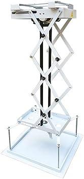 Vogvigo Soporte del proyector 70cm Elevador eléctrico motorizado ...