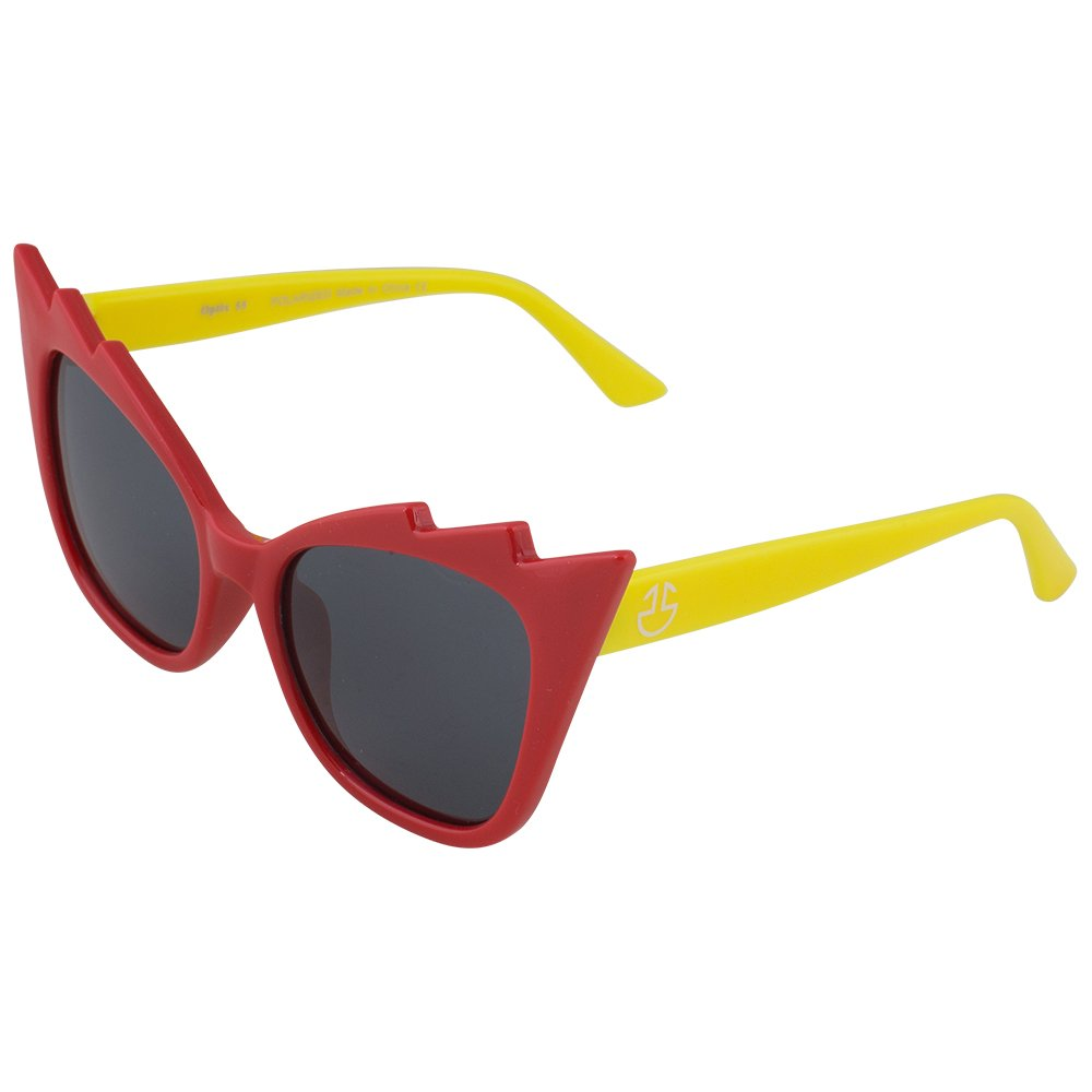 1da9757e42 Kids Flexible Rubber Sunglasses-UV Protection and Polarized Lenses for Kids