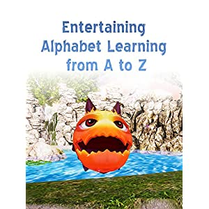 Entertaining Alphabet Learning from A to Z