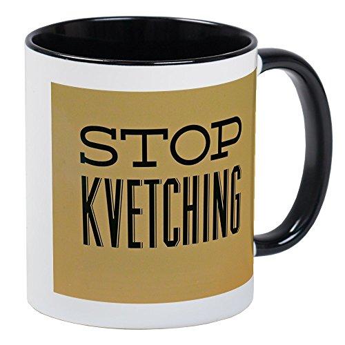 Kvetching Mug - 4